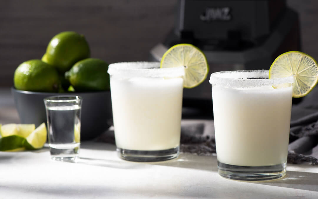 Blended Lime Margarita