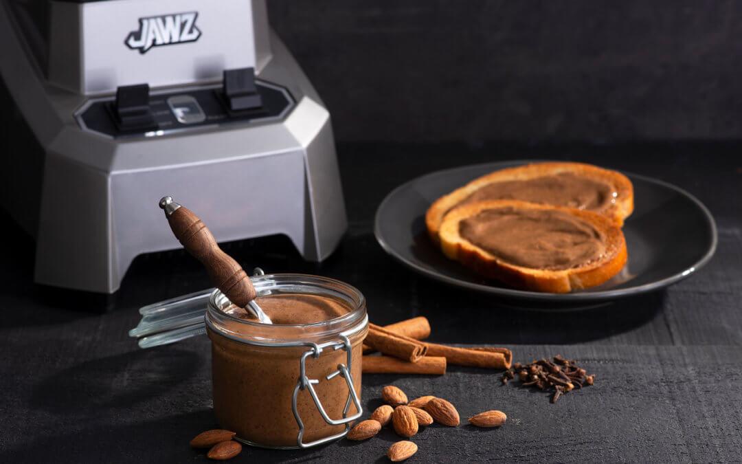 Gingerbread Spiced Almond Butter